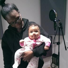 Tambu CP recording at Greystoke Studio